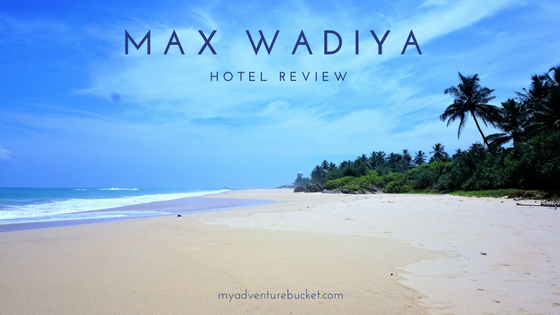 Hotel Review: Max Wadiya