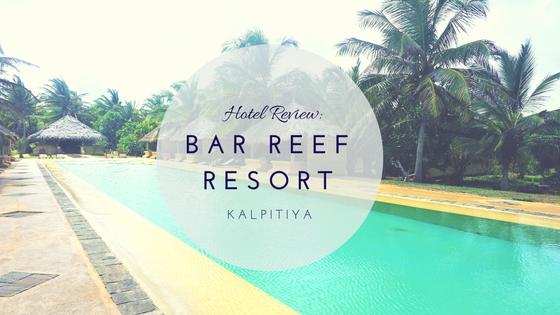 Bar Reef Resort Kalpitiya www.myadventurebucket.com