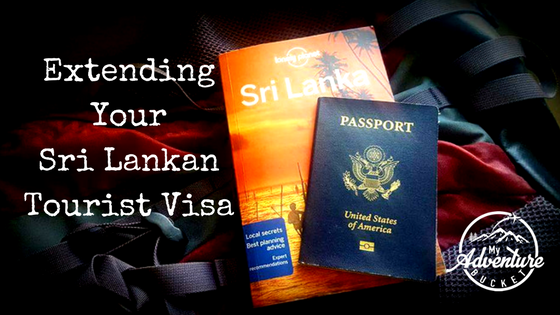 Extending Your Sri Lankan Tourist Visa