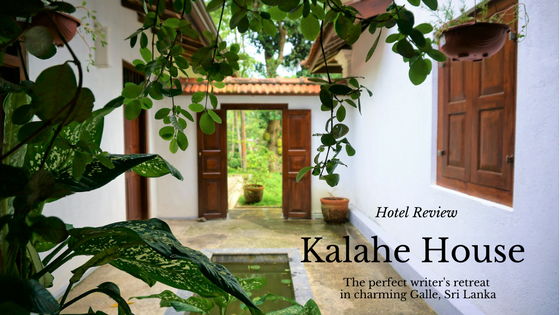 Hotel Review: Kalahe House