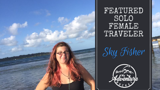 Solo Female Traveler Interview: Sky Fisher