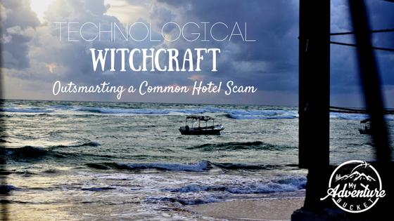 Technological Witchcraft: Outsmarting a Common Hotel Scam