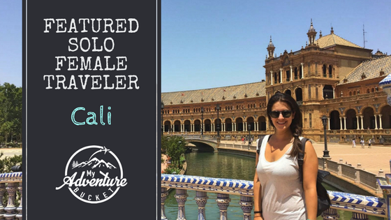 Solo Female Traveler Interview: Cali