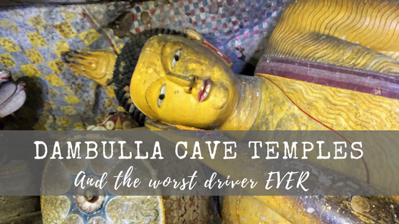 Dambulla Cave Temples & the Worst Driver EVER