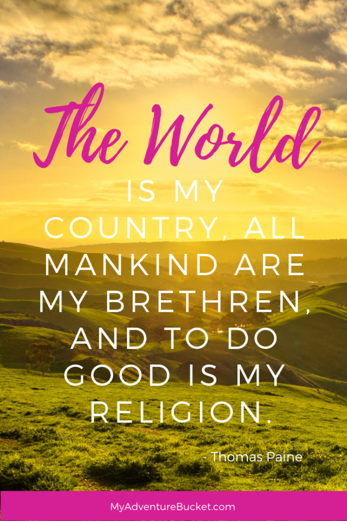 Pin-Inspirational-Travel-Quotes-Thomas-Paine-The-World-is-My ...